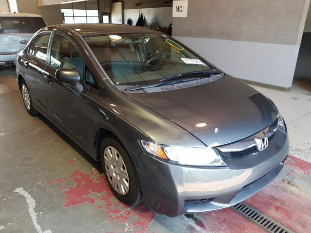 Salvage cars for sale from Copart Sandston, VA: 2011 Honda Civic VP