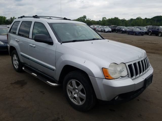 Jeep salvage cars for sale: 2008 Jeep Grand Cherokee