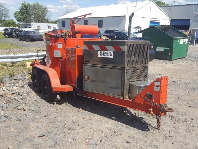 Salvage cars for sale from Copart Hillsborough, NJ: 1998 Craftsman TAR Melter