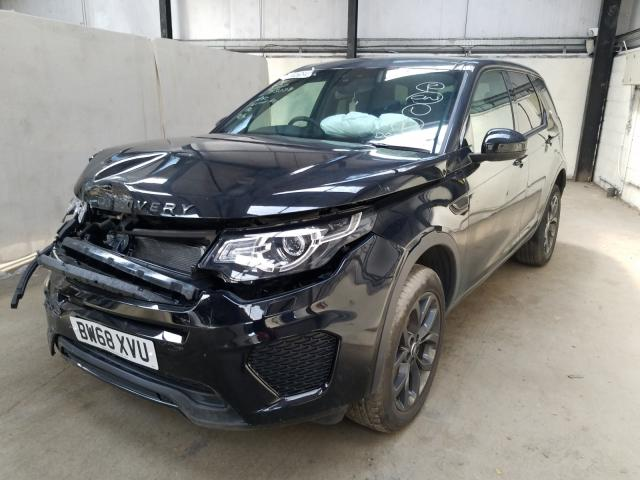 LAND ROVER DISCOVERY - 2019 rok