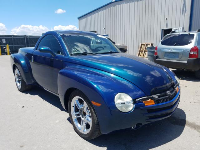 Salvage cars for sale from Copart Sikeston, MO: 2005 Chevrolet SSR