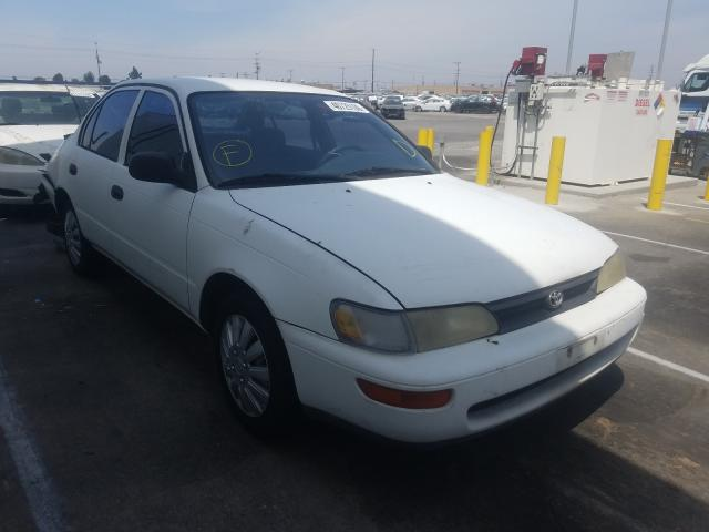 Toyota Corolla salvage cars for sale: 1994 Toyota Corolla