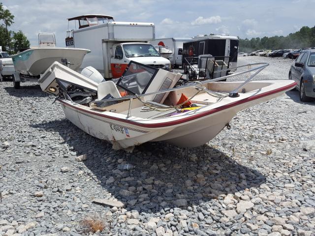 Mako Boat salvage cars for sale: 1986 Mako Boat