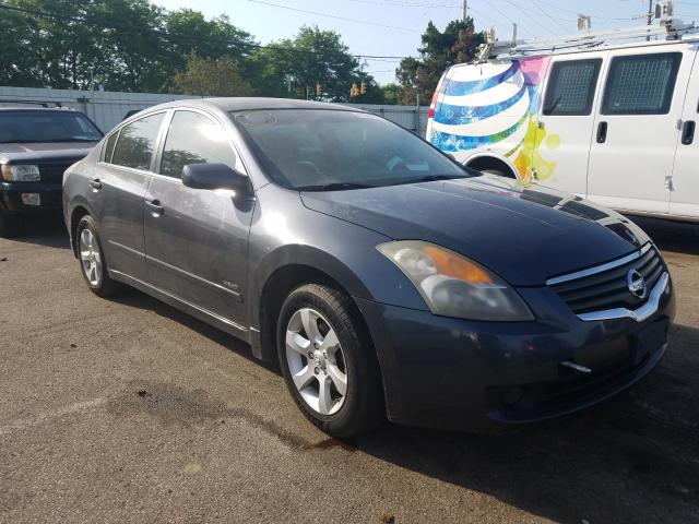 Salvage cars for sale from Copart Moraine, OH: 2007 Nissan Altima Hybrid