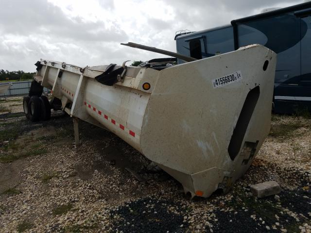 Salvage cars for sale from Copart Corpus Christi, TX: 2014 Clement Ind Dump