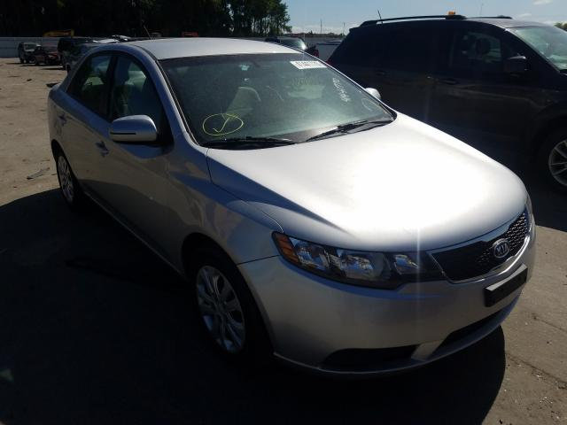 Salvage cars for sale from Copart Dunn, NC: 2012 KIA Forte EX
