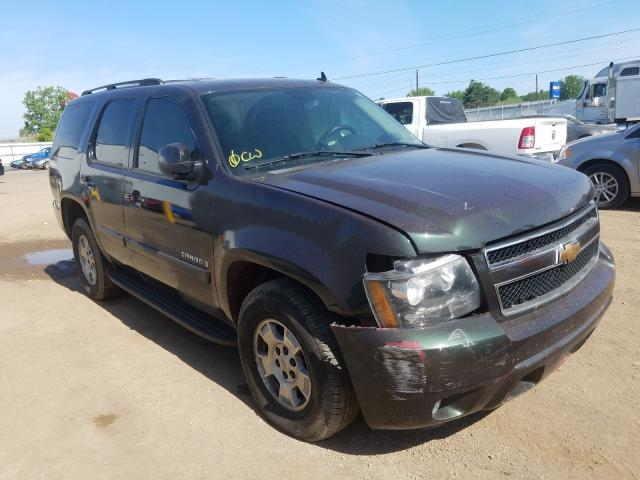Salvage cars for sale from Copart Columbia Station, OH: 2007 Chevrolet Tahoe K150