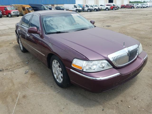2008 Lincoln Town Car S en venta en Woodhaven, MI