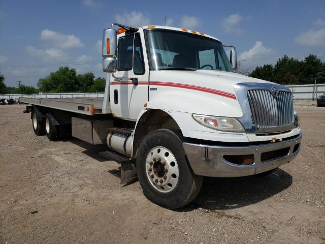 International 4000 4400 salvage cars for sale: 2010 International 4000 4400