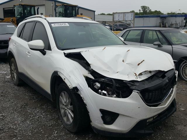 Mazda CX-5 Touring salvage cars for sale: 2013 Mazda CX-5 Touring