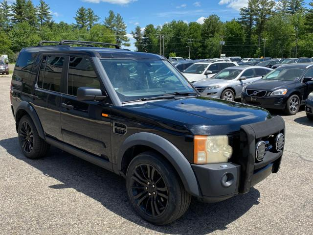 Land Rover salvage cars for sale: 2005 Land Rover LR3 HSE