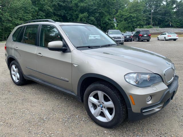 Salvage cars for sale from Copart North Billerica, MA: 2010 BMW X5 XDRIVE3