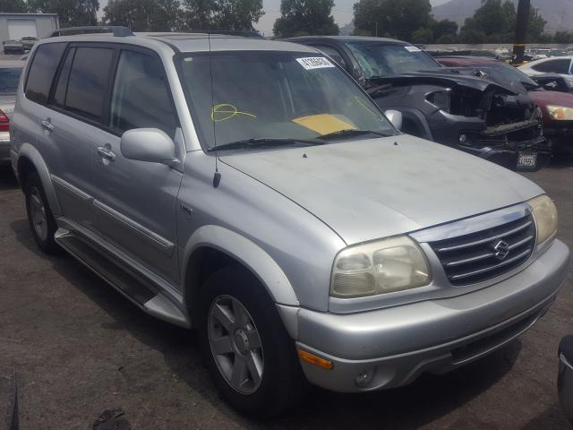 Suzuki salvage cars for sale: 2003 Suzuki XL7 Plus