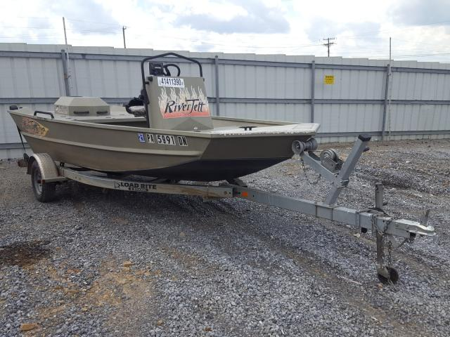 Rockwood salvage cars for sale: 2015 Rockwood Boat