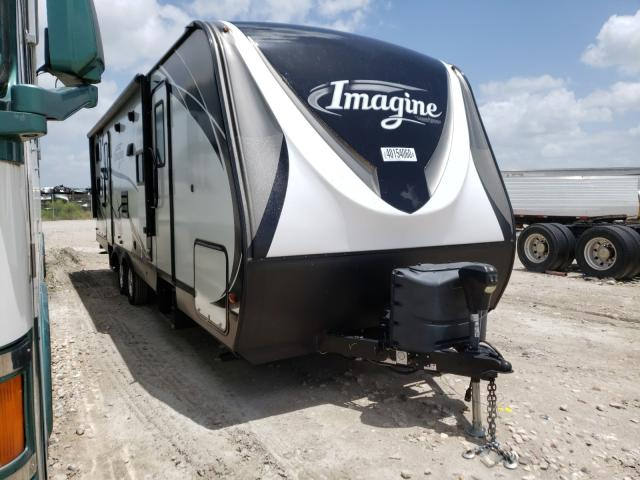 Imag salvage cars for sale: 2018 Imag Trailer