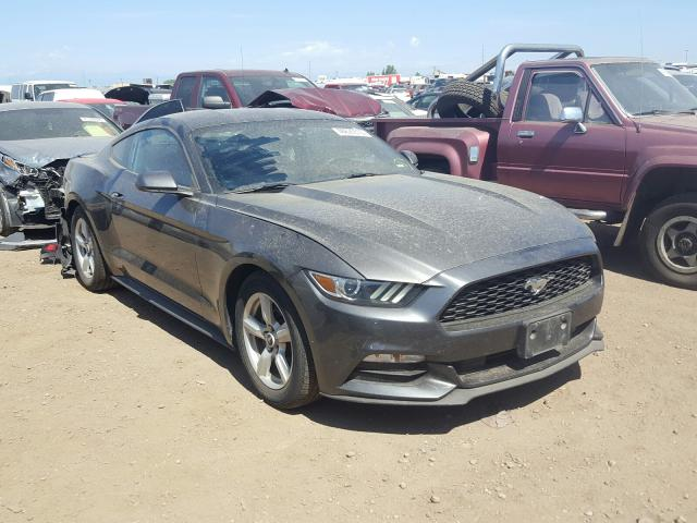 Ford Mustang salvage cars for sale: 2015 Ford Mustang