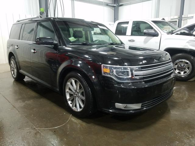 Vehiculos salvage en venta de Copart Ham Lake, MN: 2013 Ford Flex Limited