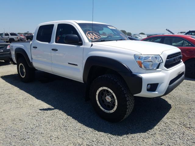 Salvage cars for sale from Copart Antelope, CA: 2014 Toyota Tacoma DOU