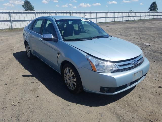 Salvage cars for sale from Copart Airway Heights, WA: 2008 Ford Focus SE