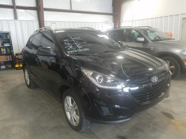 Hyundai Tucson GL salvage cars for sale: 2011 Hyundai Tucson GL