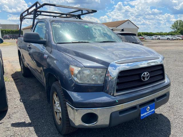 Toyota Tundra salvage cars for sale: 2007 Toyota Tundra