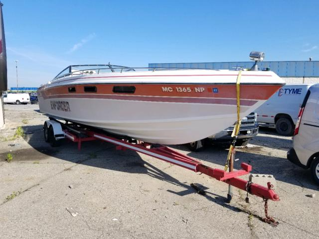 Baja salvage cars for sale: 1987 Baja Boat