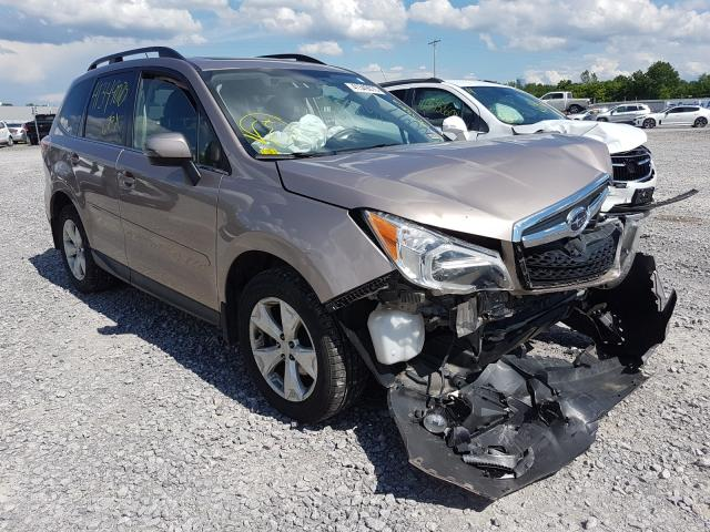 Subaru salvage cars for sale: 2014 Subaru Forester 2