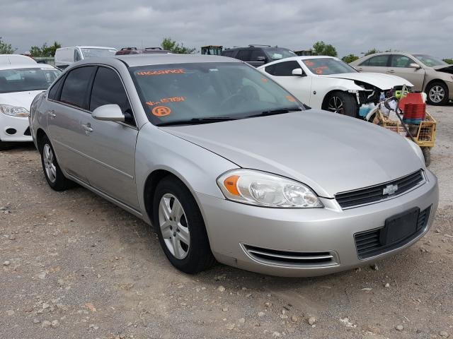 Vehiculos salvage en venta de Copart Kansas City, KS: 2006 Chevrolet Impala LT