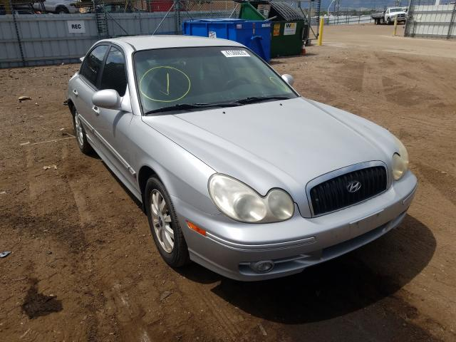 2002 Hyundai Sonata GLS en venta en Colorado Springs, CO