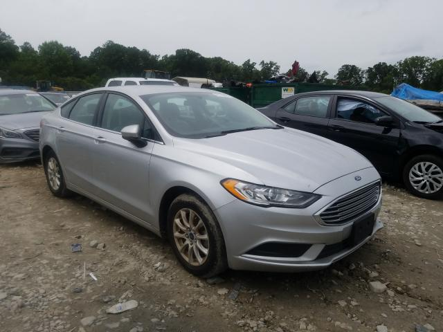 2018 Ford Fusion S for sale in Ellenwood, GA