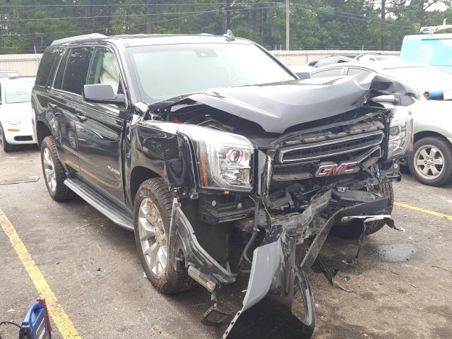 Salvage cars for sale from Copart Eight Mile, AL: 2017 GMC Yukon SLT