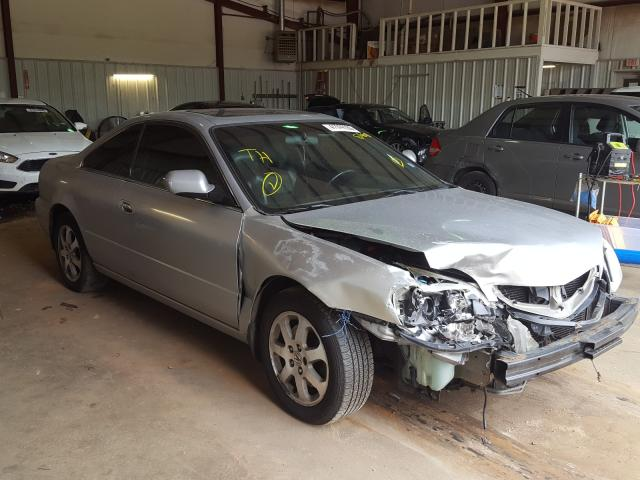 Acura 3.2CL salvage cars for sale: 2001 Acura 3.2CL