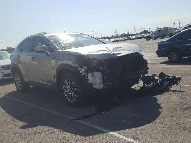 Salvage cars for sale from Copart Sun Valley, CA: 2019 Lexus NX 300 Base