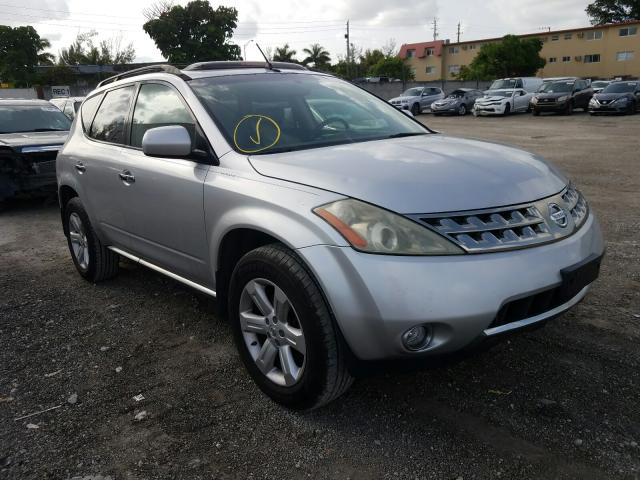2007 Nissan Murano SL for sale in Opa Locka, FL