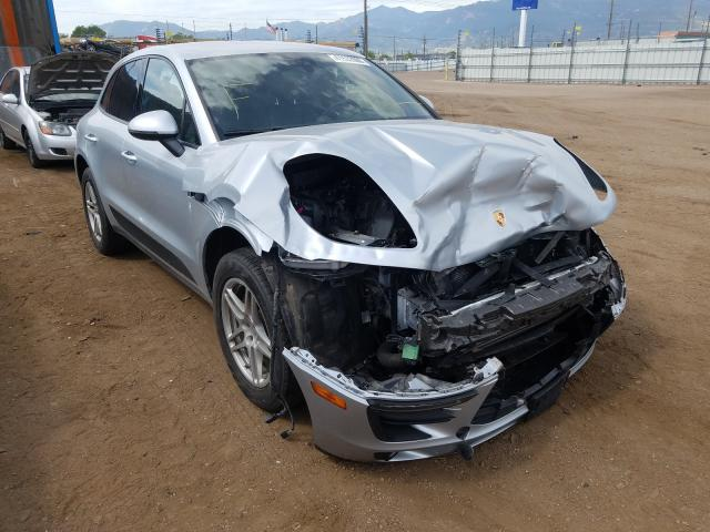 Porsche Macan salvage cars for sale: 2018 Porsche Macan