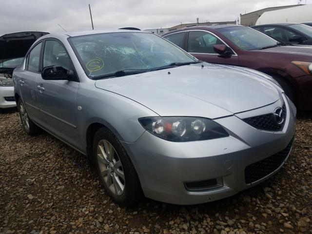 Mazda salvage cars for sale: 2009 Mazda 3 I