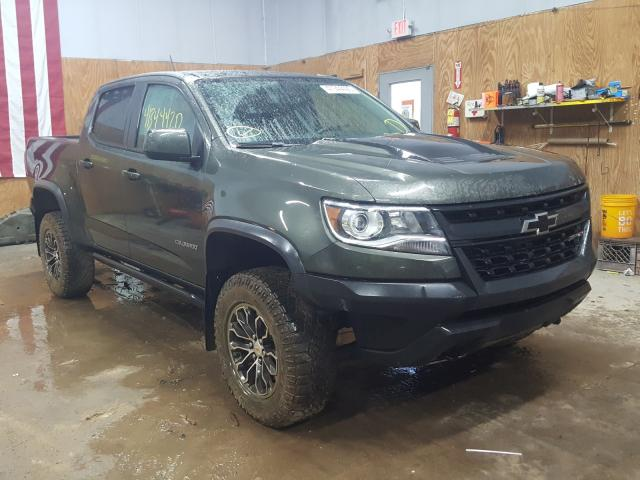 2018 Chevrolet Colorado Z 3.6L