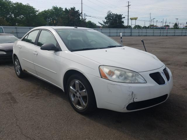 Salvage cars for sale from Copart Moraine, OH: 2005 Pontiac G6 GT