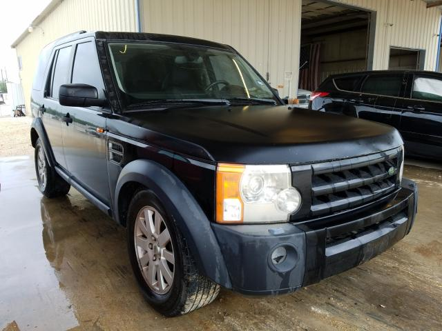 Salvage cars for sale from Copart San Antonio, TX: 2006 Land Rover LR3 SE