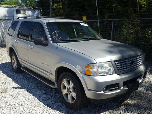 Salvage cars for sale from Copart Northfield, OH: 2002 Ford Explorer L