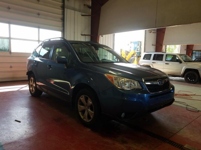 Subaru salvage cars for sale: 2015 Subaru Forester 2
