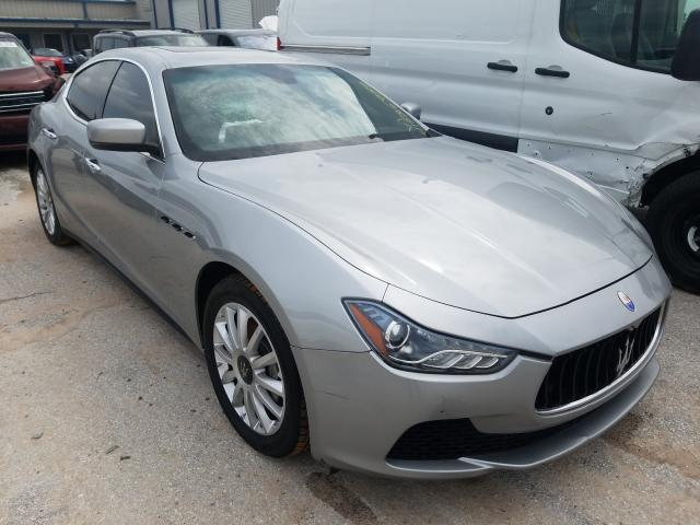 Maserati salvage cars for sale: 2014 Maserati Ghibli