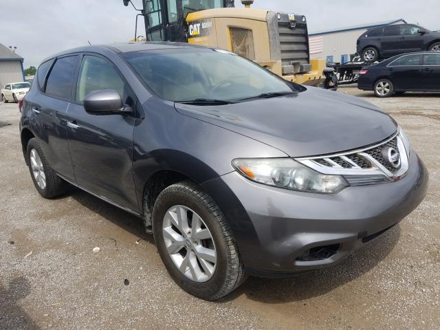 Nissan Murano S salvage cars for sale: 2013 Nissan Murano S