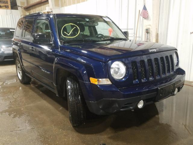 2016 Jeep Patriot SP for sale in Anchorage, AK