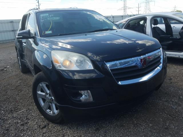 Saturn Outlook XE salvage cars for sale: 2009 Saturn Outlook XE