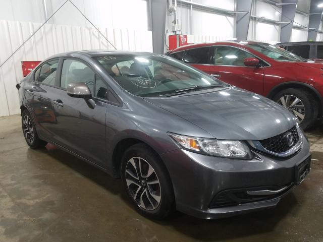 2013 Honda Civic EX for sale in Ham Lake, MN