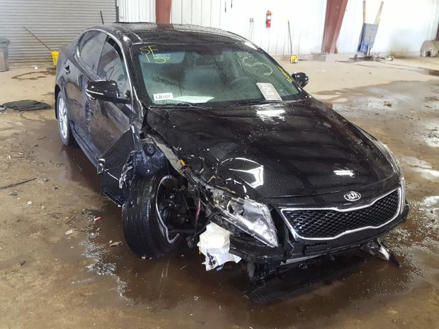 Salvage cars for sale from Copart Lansing, MI: 2015 KIA Optima EX