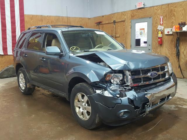 Salvage cars for sale from Copart Kincheloe, MI: 2011 Ford Escape LIM