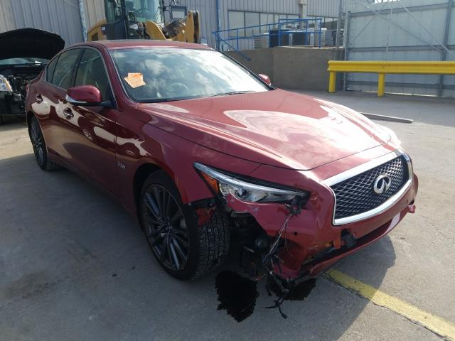 2016 Infiniti Q50 RED SP for sale in Lawrenceburg, KY