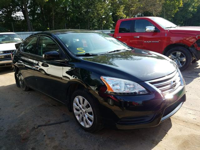 2014 Nissan Sentra S for sale in Austell, GA